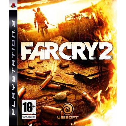 Far Cry 2 (PS3) Русская версия