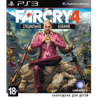 Far Cry 4 Специальное издание (PS3) Русская версия