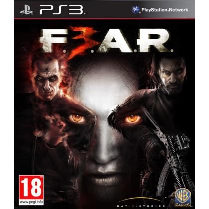 F.E.A.R. 3 (PS3) Русские субтитры