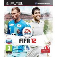 FIFA 12 (PS3) Русская версия