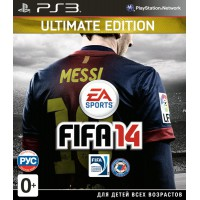 FIFA 14 Ultimate Edition (PS3) Русская версия