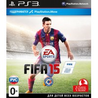 FIFA 15 (PS3) Русская версия