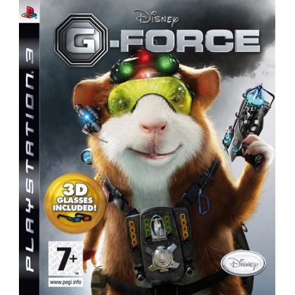 G-Force: Миссия Дарвина (PS3) Русская версия