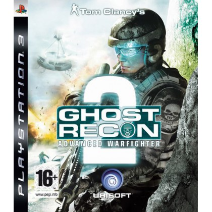 Ghost Recon: Advanced Warfighter 2 (PS3)