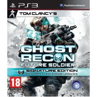 Ghost Recon Future Soldier (PS3) Русская версия