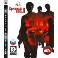 Крестный отец 2 (PS3) Русская версия