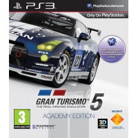 Gran Turismo 5 Academy Edition (PS3) Русская версия