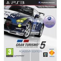 Gran Turismo 5 Academy Edition (PS3) Русская версия
