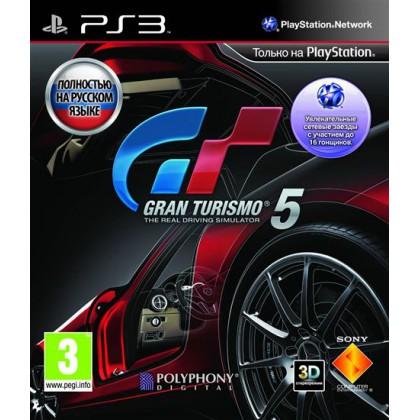 Gran Turismo 5 (PS3) Русская версия