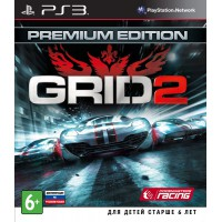 GRID 2 Premium Edition (PS3)