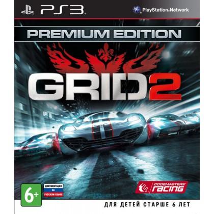 GRID 2 Premium Edition (PS3)
