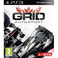 GRID Autosport (PS3) Русская версия