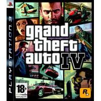Grand Theft Auto 4 (PS3)
