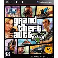 GTA5 Grand Theft Auto 5 (PS3) Русские субтитры