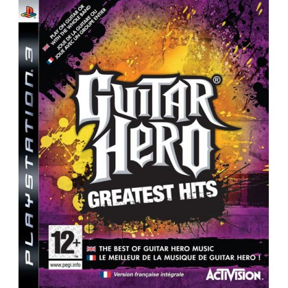 Guitar Hero Greatest Hits (PS3)