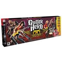 Guitar Hero: Aerosmith (PS3) Игра + Гитара