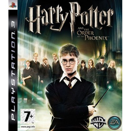 Гарри Поттер и Орден Феникса (PS3)