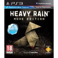 Heavy Rain для Move (PS3) Русская версия