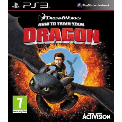 How to Train Your Dragon (PS3)