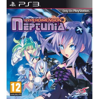 Hyperdimension Neptunia (PS3)