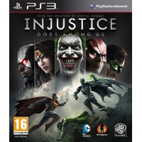 Injustice: Gods Among Us (PS3) Русские субтитры