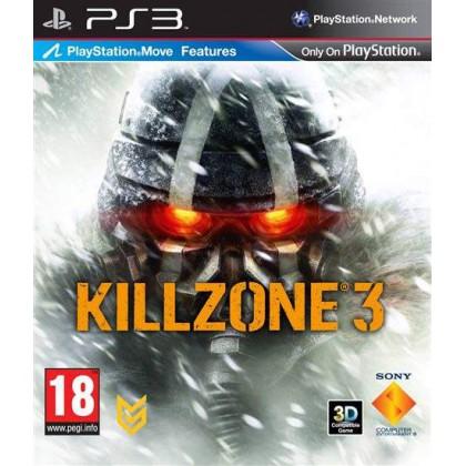 Killzone 3 (PS3) Русская версия