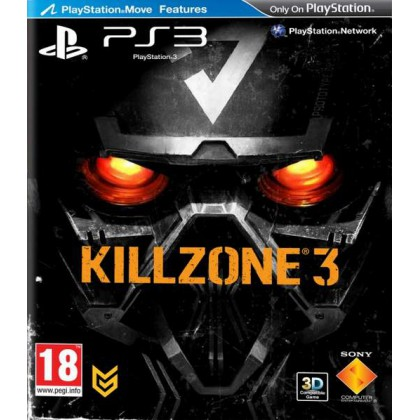 Killzone 3 Collector's Edition (PS3) Русская версия