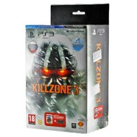 Комплект Killzone 3 (PS3) + Dualshock Jungle Green