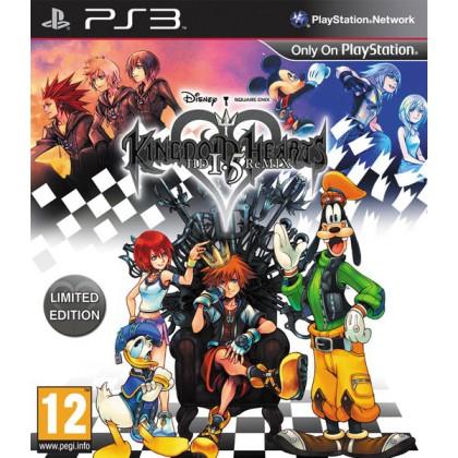 Kingdom Hearts HD 1.5 ReMIX (PS3)