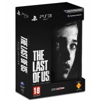 Last of Us. Одни из нас Ellie Edition (PS3) Русская версия