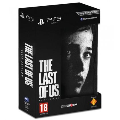 Last of Us. Одни из нас Специальное издание Элли (PS3) Русская версия