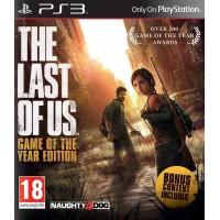 Last of Us. Одни из нас GOTY (PS3) Русская версия