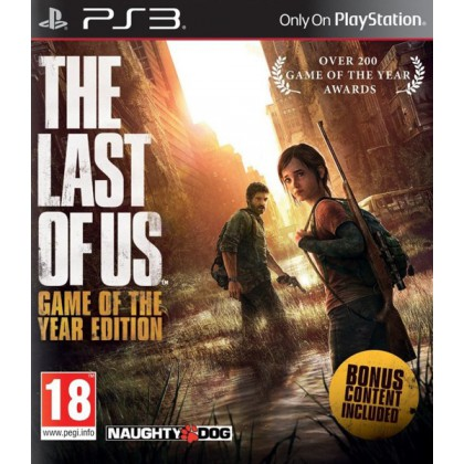 Last of Us. Одни из нас - Game of Year Edition (PS3) Русская версия