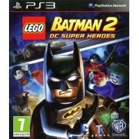 LEGO Batman 2: DC Super Heroes (PS3) Русские субтитры