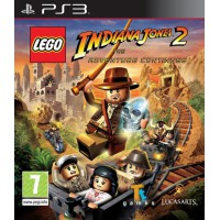 LEGO Indiana Jones 2: Adventure Continues (PS3)