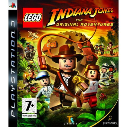 Lego Indiana Jones: Original Adventures (PS3)