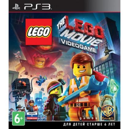LEGO Movie Videogame (PS3) Русские субтитры