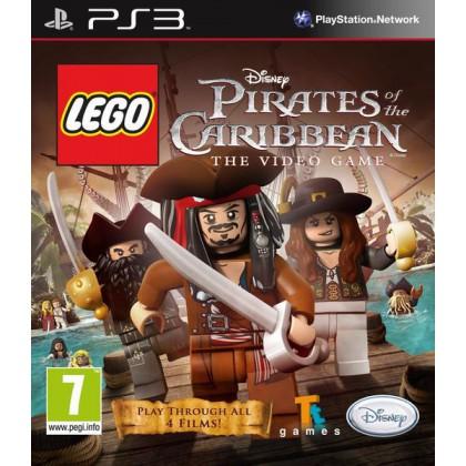 LEGO Пираты Карибского моря (PS3) Русская версия