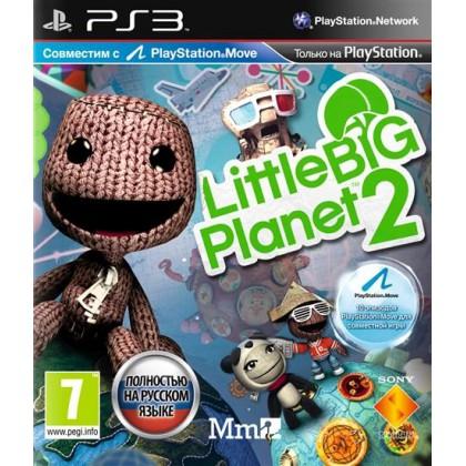LittleBigPlanet 2 (PS3) Русская версия