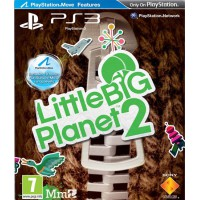 LittleBigPlanet 2 Special Edition (PS3) Русская версия