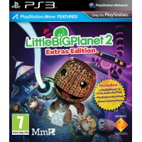 LittleBigPlanet 2 Extra Edition (PS3) Русская версия