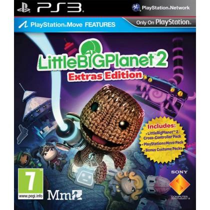 LittleBigPlanet 2 Extra Edition (PS3) Русская версия