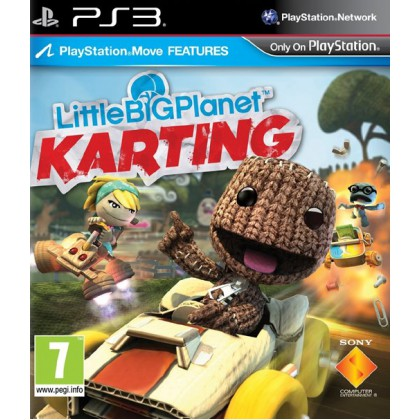 LittleBigPlanet Картинг (PS3) Русская версия