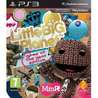 LittleBigPlanet Game of the Year (PS3) Русская версия