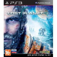 Lost Planet 3 (PS3) Русские субтитры
