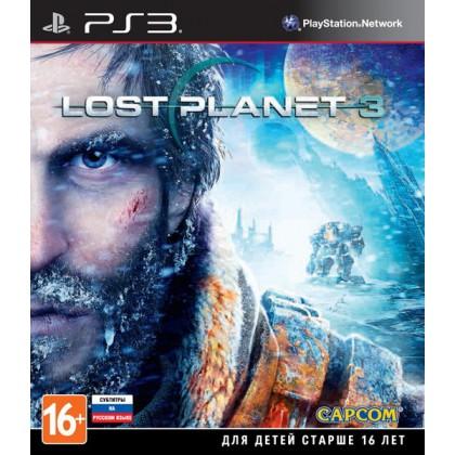 Lost Planet 3 (PS3) Русские субтитры