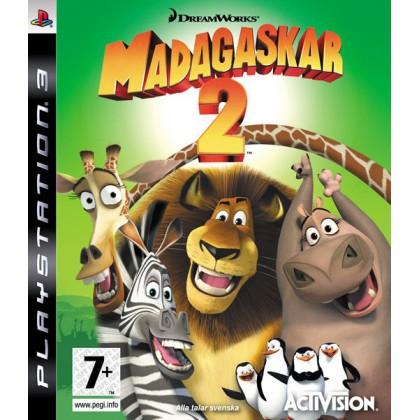 Мадагаскар 2 (PS3) Русская версия