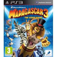 Мадагаскар 3 (PS3) Русская версия