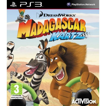 Madagascar Kartz (PS3)