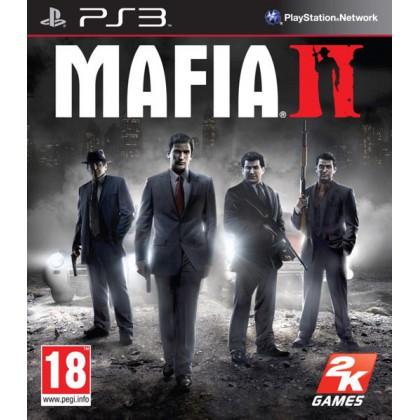 Mafia 2 (PS3) Русская версия